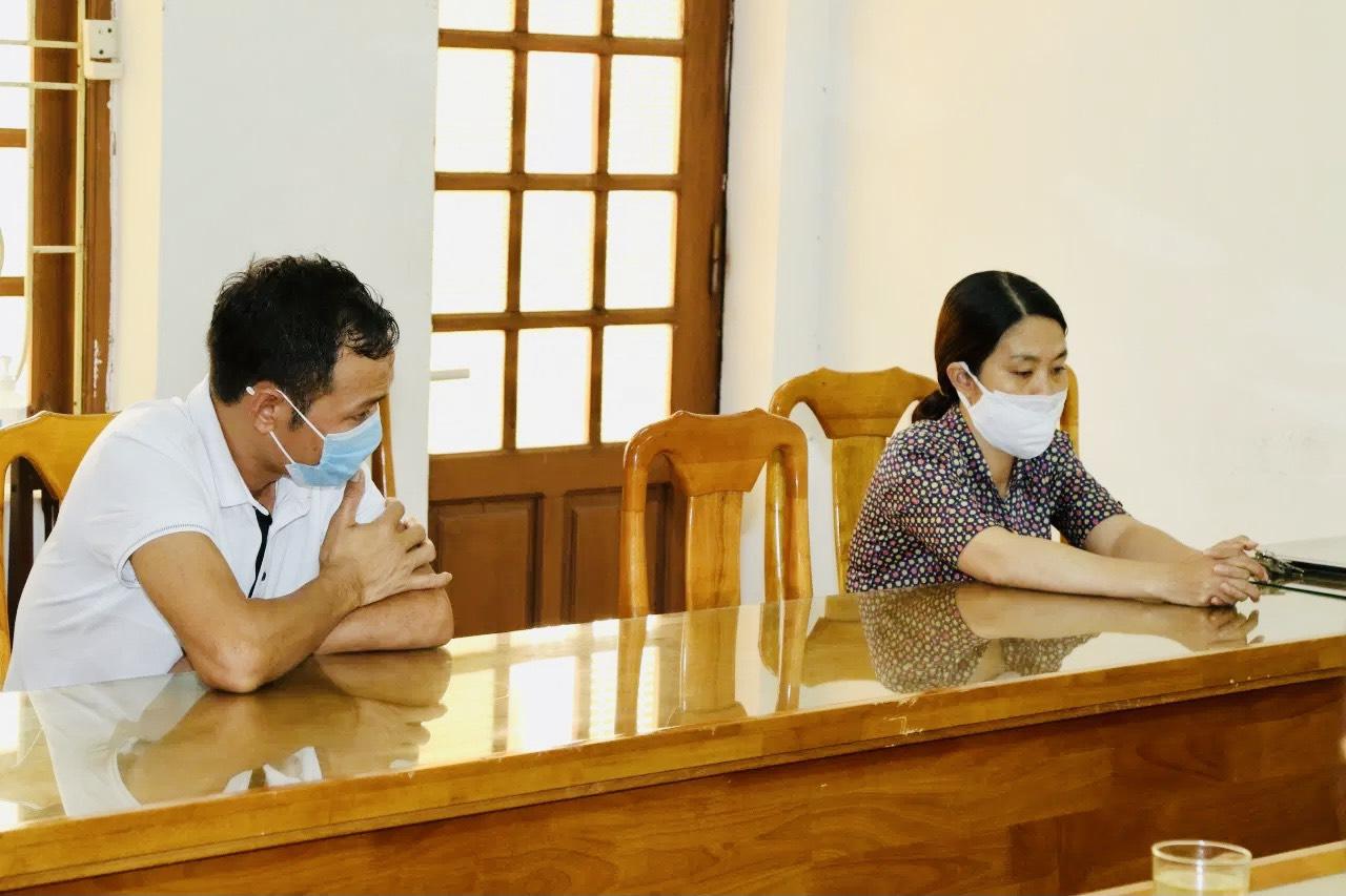 Phạt 20 triệu 2 đối tượng đăng tin sai về dịch Covid-19 ở Quảng Bình - Ảnh 1.