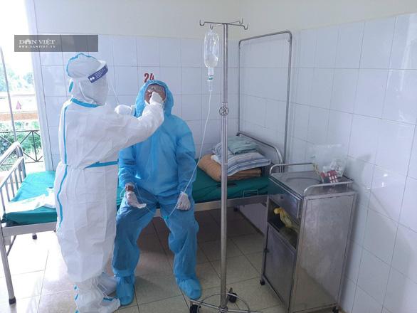 Ông Đoàn Ngọc Hải âm tính lần 1 với COVID-19, bị cảm cúm thông thường - Ảnh 1.
