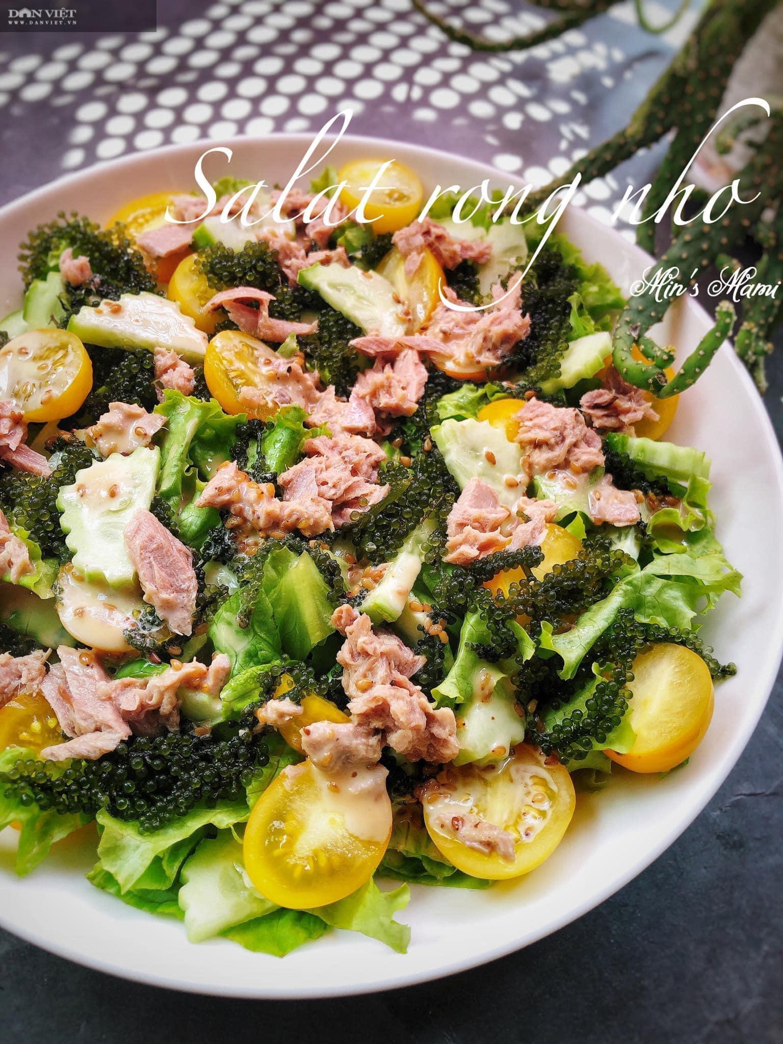 Gợi ý 11 món salad đẹp da, đẹp dáng cho chị em - Ảnh 3.