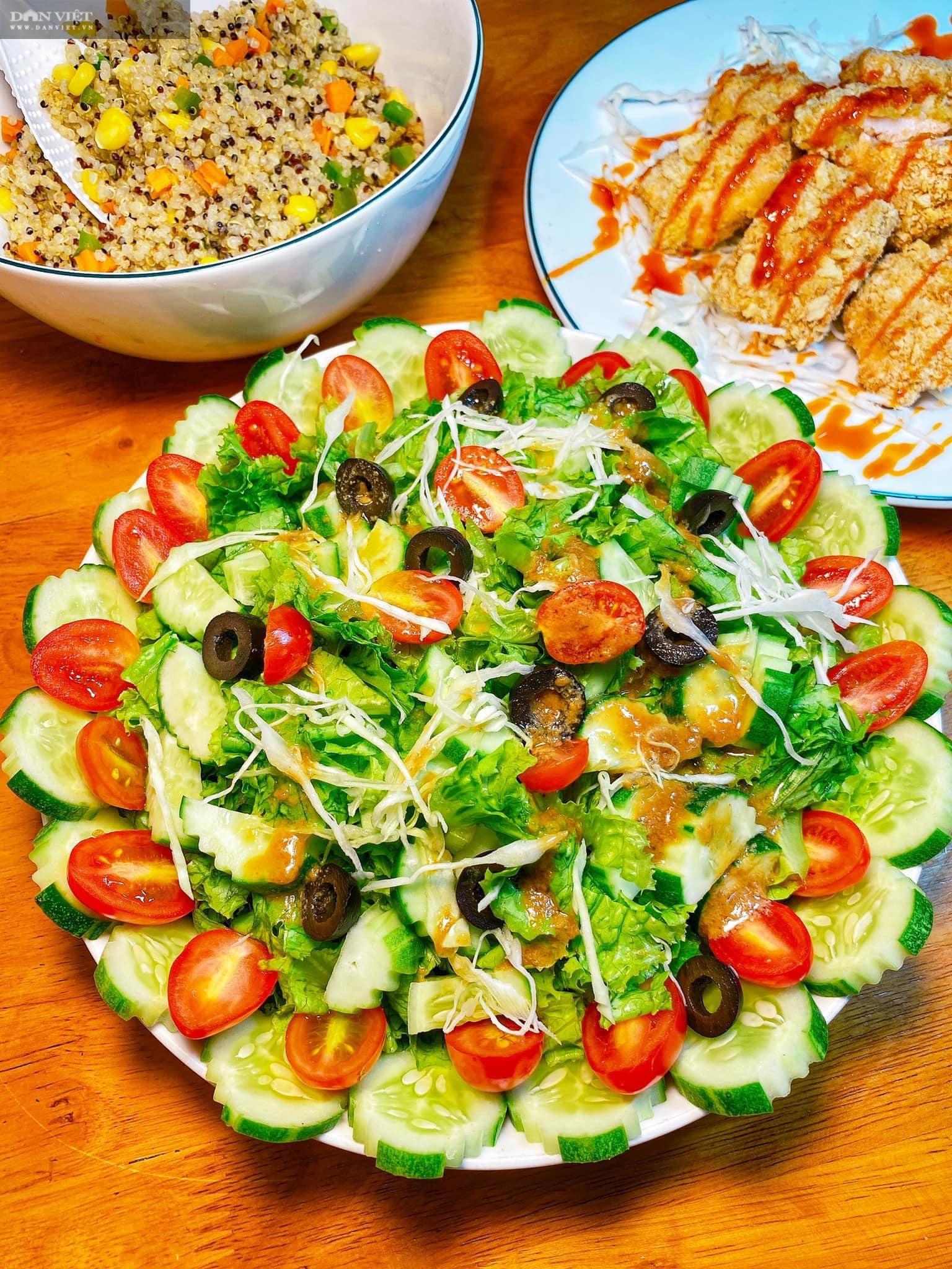 Gợi ý 11 món salad đẹp da, đẹp dáng cho chị em - Ảnh 4.