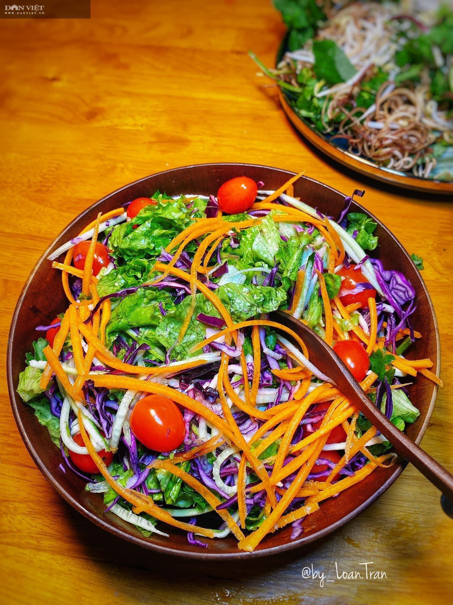 Gợi ý 11 món salad đẹp da, đẹp dáng cho chị em - Ảnh 8.