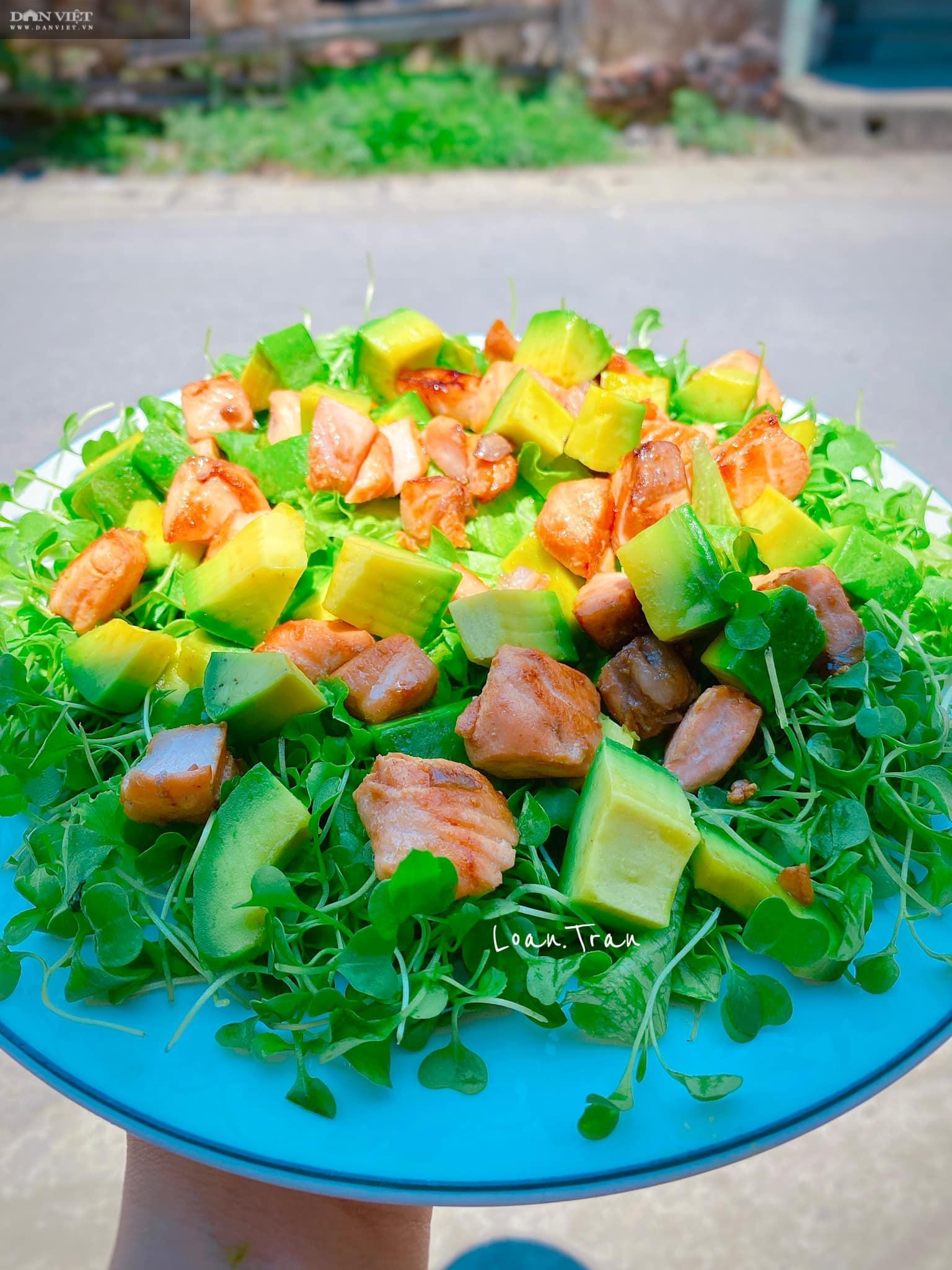 Gợi ý 11 món salad đẹp da, đẹp dáng cho chị em - Ảnh 9.