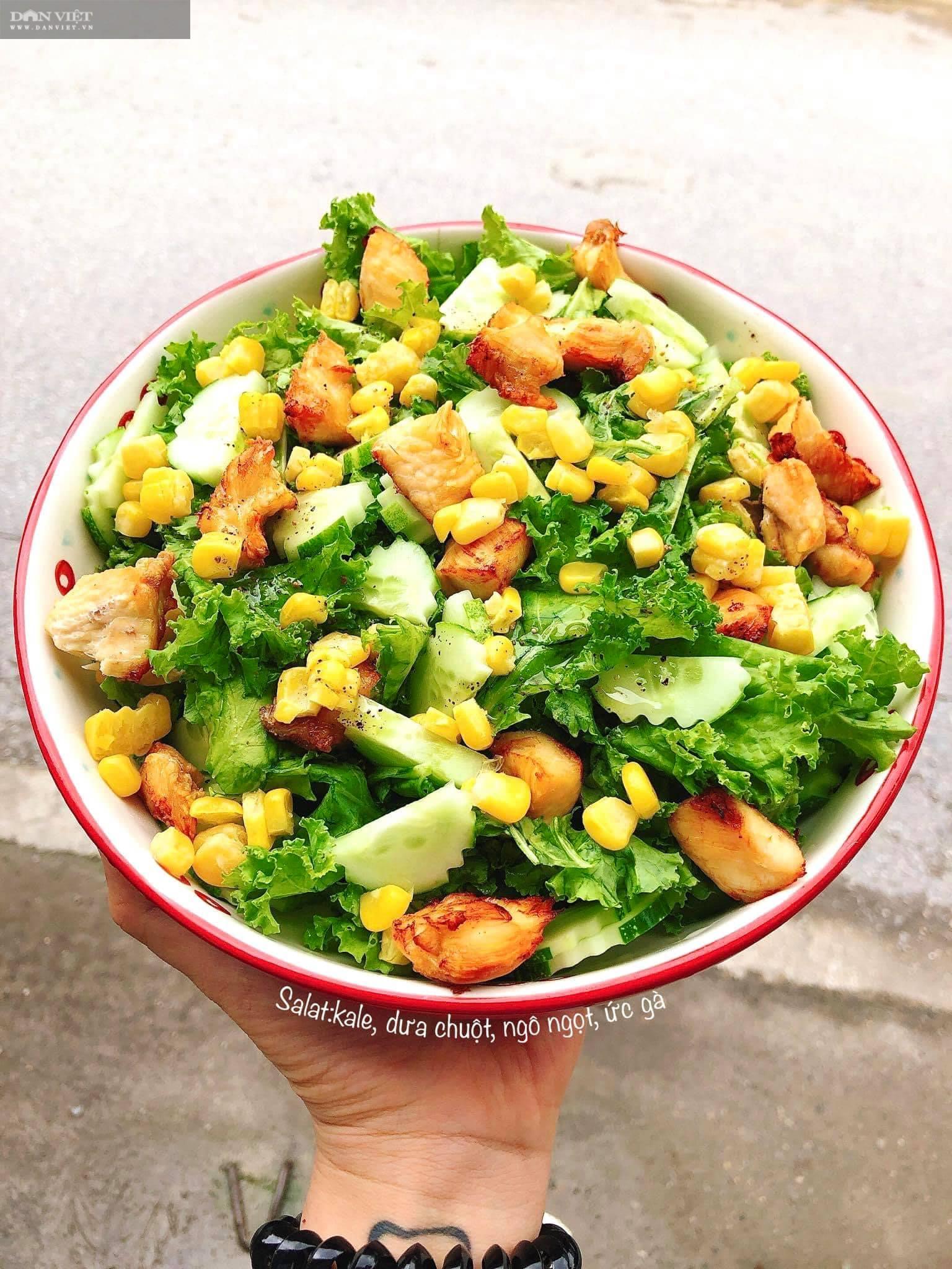 Gợi ý 11 món salad đẹp da, đẹp dáng cho chị em - Ảnh 10.