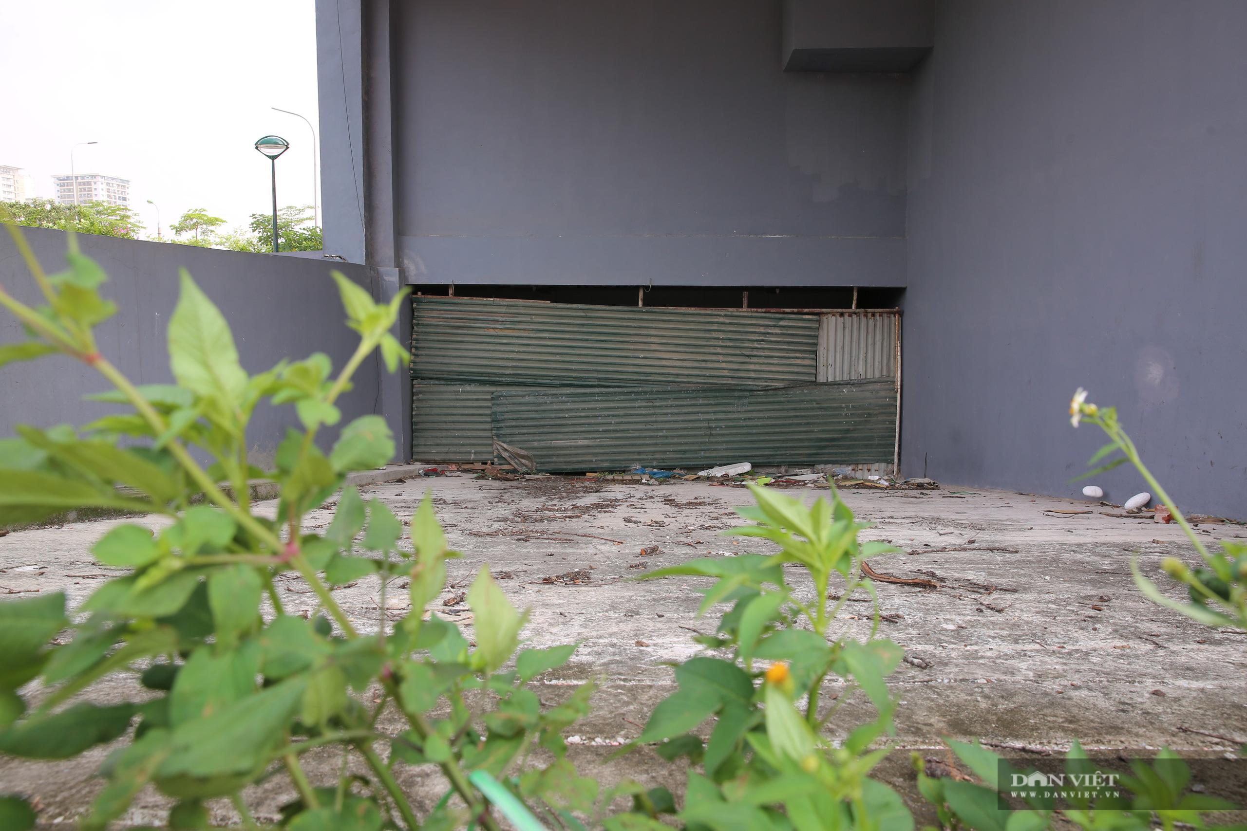 """Xót xa những khối nhà chung cư bỏ hoang """"phơi sương, hứng nắng"""" tại Hà Nội - Ảnh 3."""