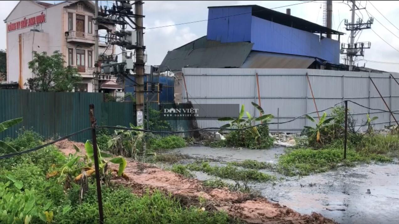 Bắc Ninh: Doanh nghiệp giấy Phú Lâm xả thẳng nước thải độc hại vào đình làng - Ảnh 4.