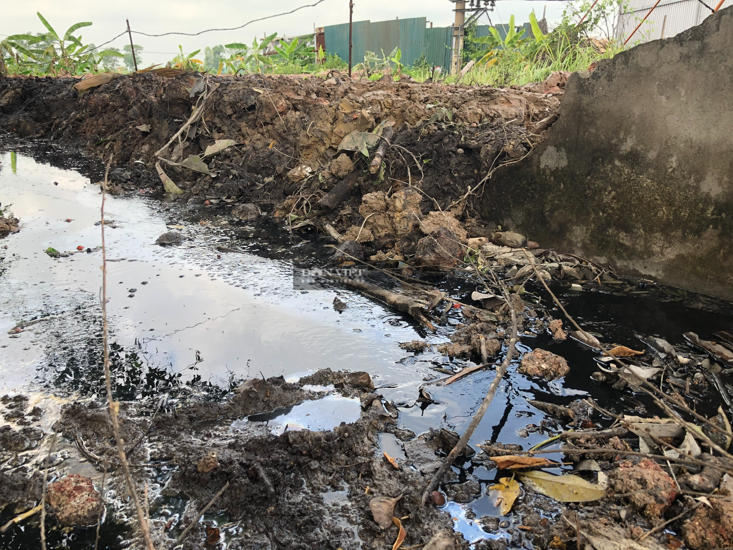 Bắc Ninh: Doanh nghiệp giấy Phú Lâm xả thẳng nước thải độc hại vào đình làng - Ảnh 5.