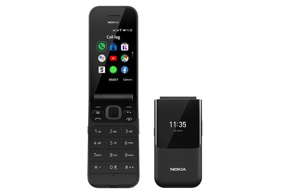 Nokia bất ngờ cho ra mắt điện thoại gập mới, thiết kế lạ mắt với mức giá cực sốc - Ảnh 3.