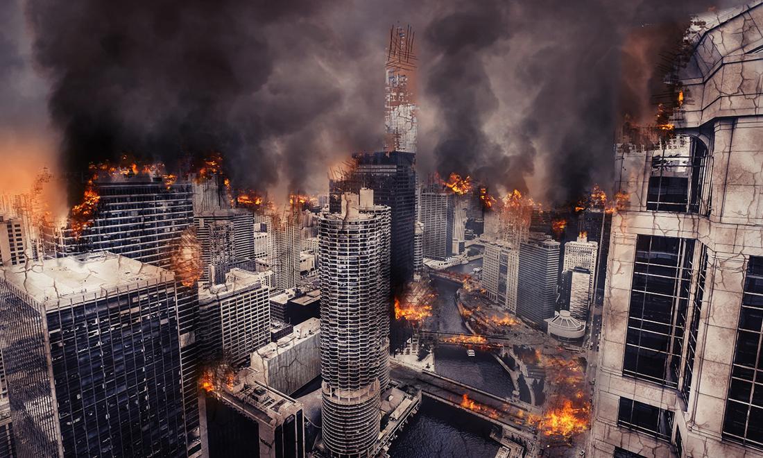 Nhân loại được cảnh báo về thảm họa do một quốc gia gây ra - Ảnh 1.