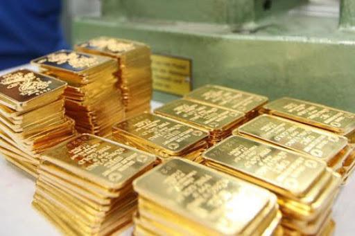 Giá vàng hôm nay 14/5: Vàng tăng vọt - Ảnh 1.