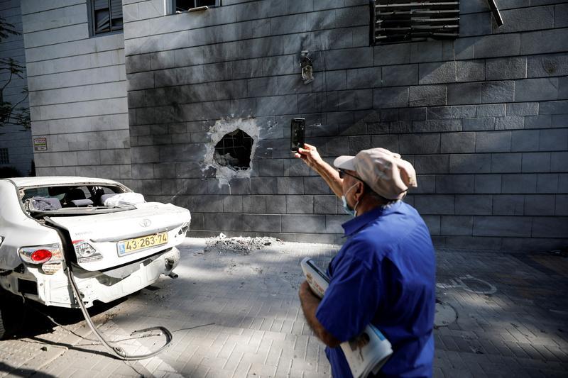Bất kỳ người Israel nào nằm trong tầm bắn của tên lửa Gaza cũng sẽ không bao giờ được an toàn - Ảnh 1.