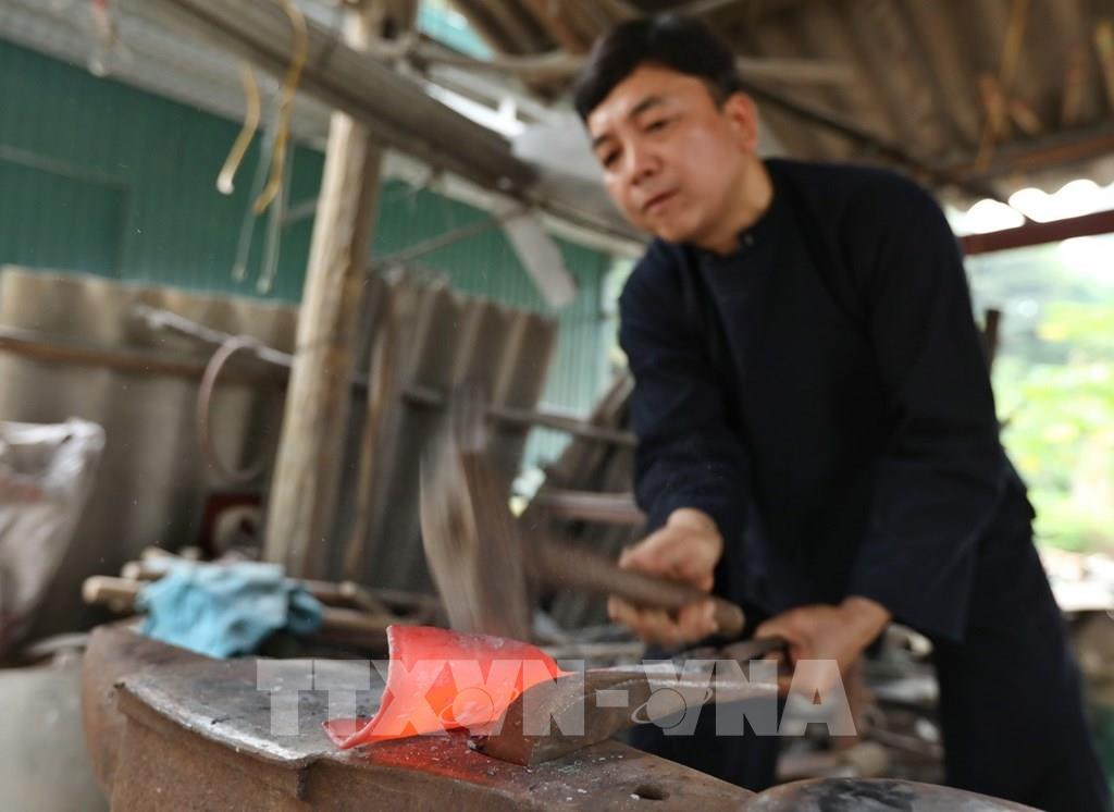 """Ở nơi """"ầm ĩ"""" và """"nóng"""" nhất Cao Bằng có làng truyền thống hơn 300 năm tuổi - Ảnh 3."""