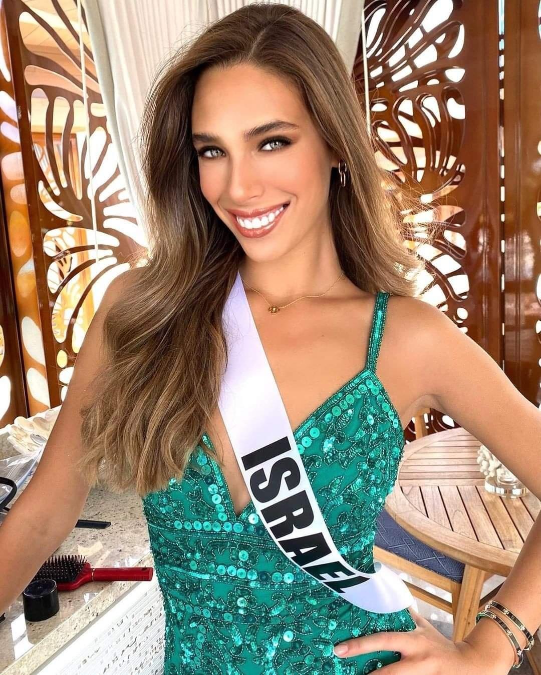 Đại diện Israel bỏ ngang vòng thi bán kết Hoa hậu Hoàn vũ - Ảnh 1.