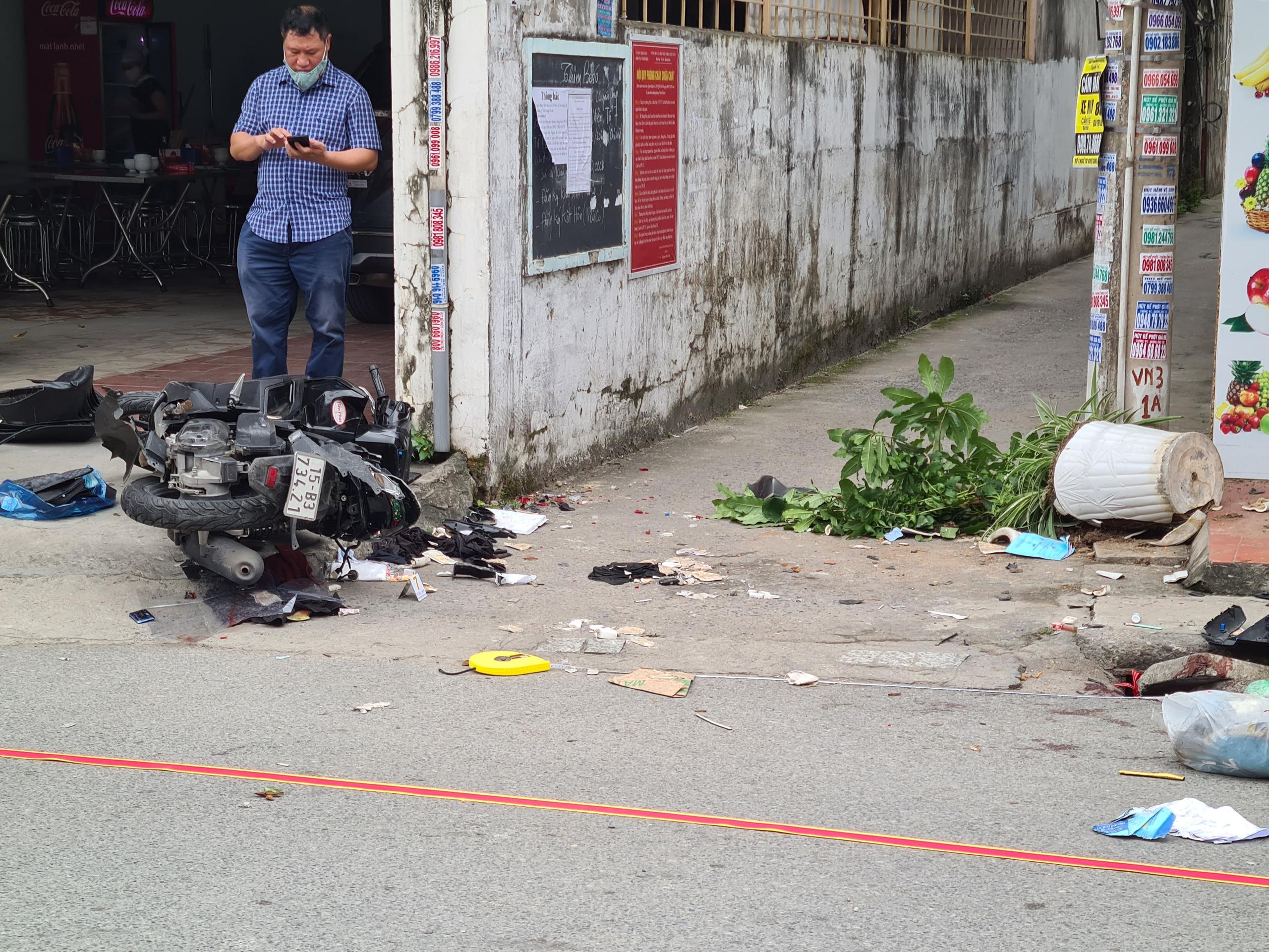Hải Phòng: Nghi án ô tô truy đuổi xe máy khiến 2 người thiệt mạng - Ảnh 3.