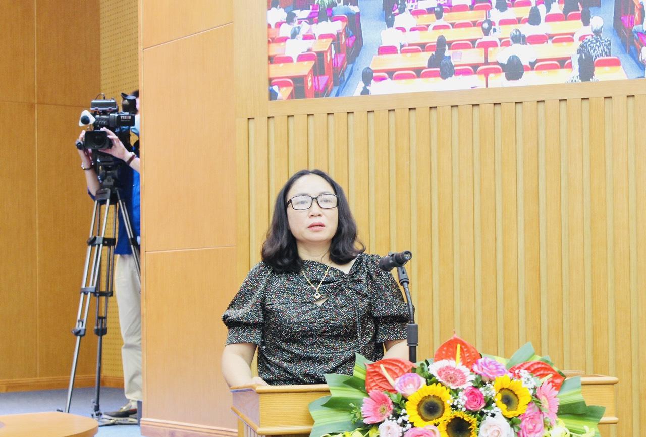 Chuyên gia nghiên cứu lúa lai muốn làm gì cho Hà Nội nếu được bầu làm đại biểu Quốc hội khóa XV? - Ảnh 1.