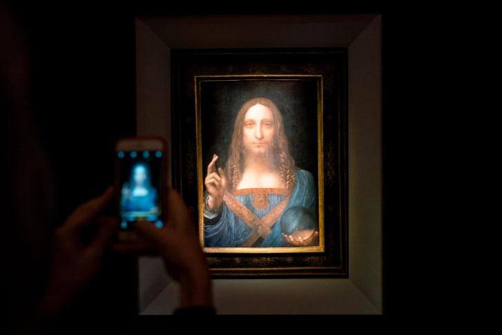 """Bí ẩn xung quanh sự """"mất hút"""" của bức tranh đắt nhất thế giới - Ảnh 3."""