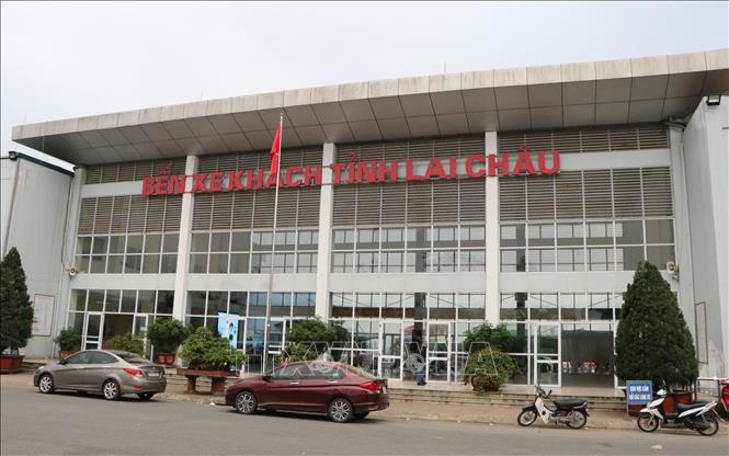 Lai Châu: Tạm dừng vận chuyển hành khách đi Bắc Giang, Sơn La, Điện Biên và ngược lại