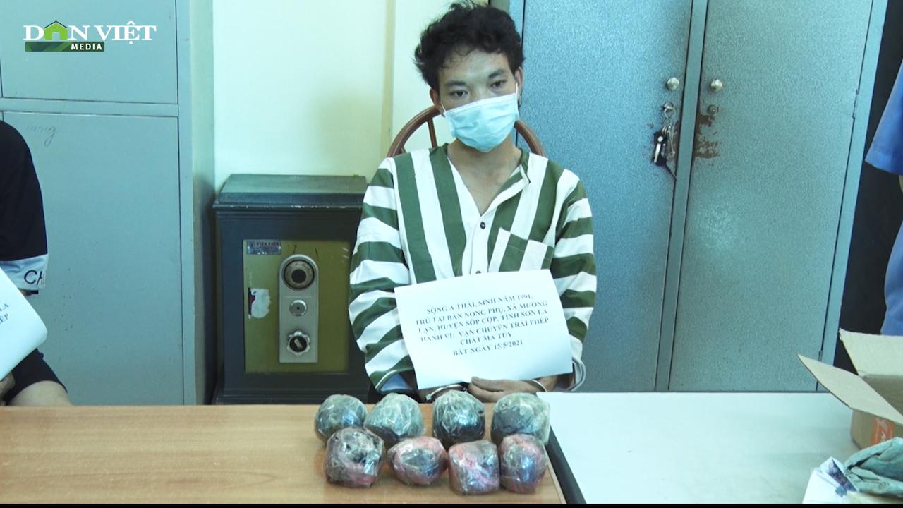 Sơn La: Liên tiếp bắt 2 vụ tàng trữ, vận chuyển  trái phép chất ma túy - Ảnh 2.