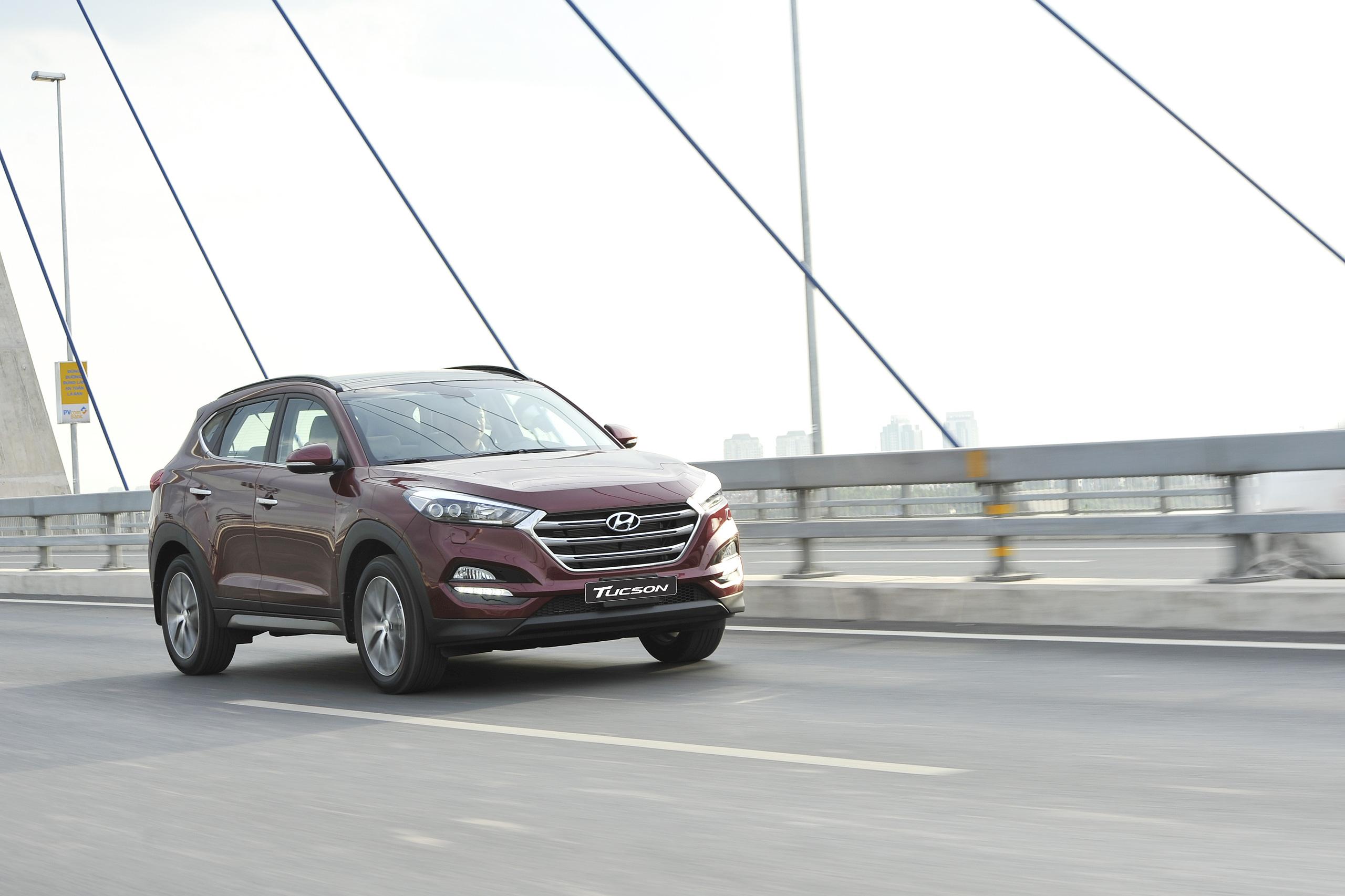Hyundai Thành Công triệu hồi Tucson tại Việt Nam - Ảnh 2.