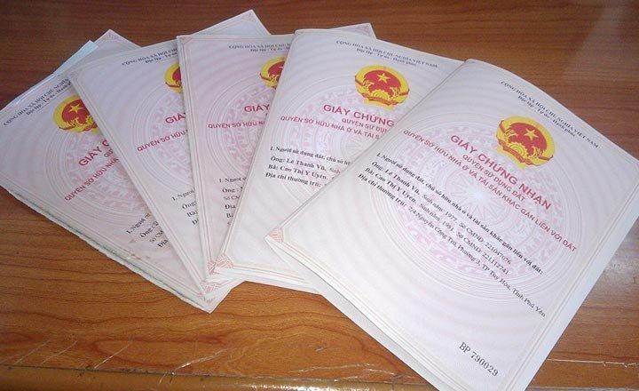 Những trường hợp từ chối nhận hồ sơ cấp sổ đỏ 2021 - Ảnh 1.