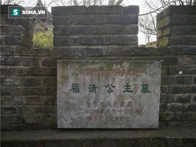 Lăng mộ con gái Chu Nguyên Chương: 37 năm có người sống bên trong - Ảnh 2.