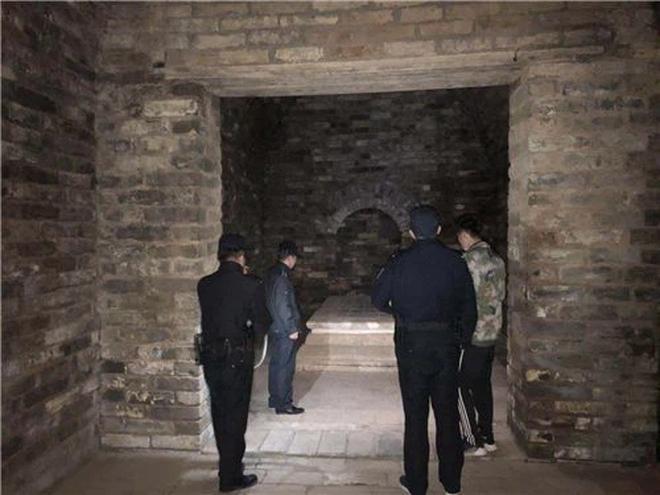 Lăng mộ con gái Chu Nguyên Chương: 37 năm có người sống bên trong - Ảnh 3.