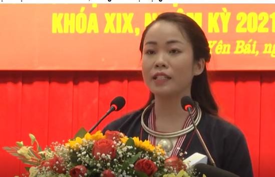 Nữ đại biểu Quốc hội trẻ nhất khóa XIV tiếp tục ứng cử và lời hứa thế nào trước cử tri? - Ảnh 1.
