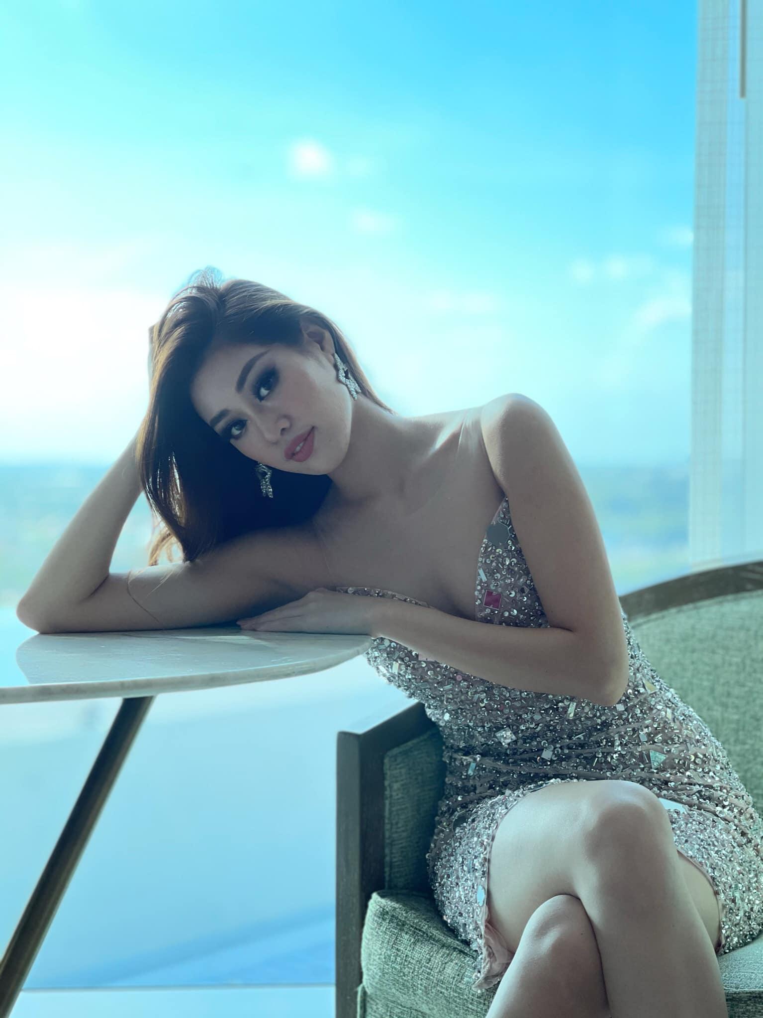 Bất ngờ Khánh Vân được dự đoán vào top 10 Miss Universe - Ảnh 1.