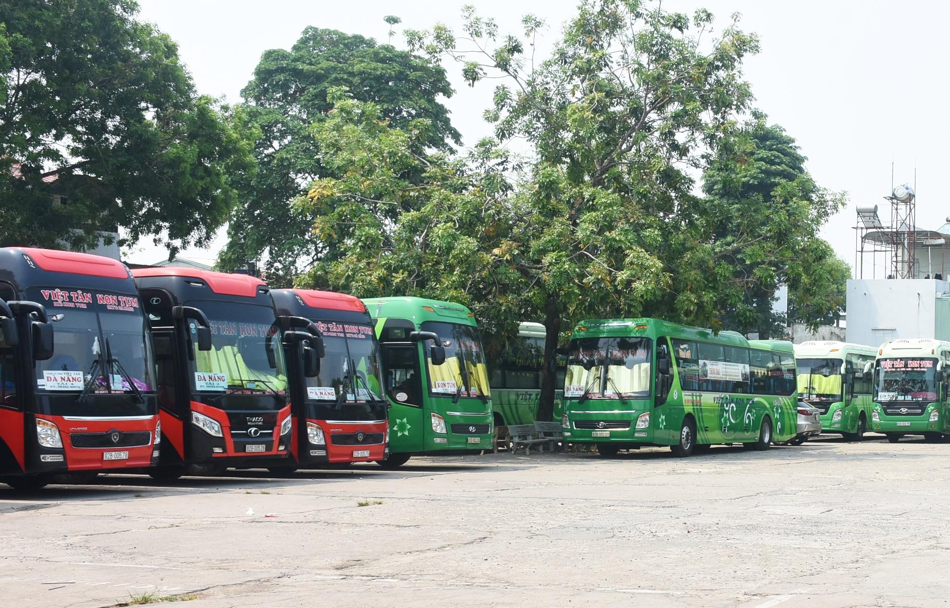 Phú Yên dừng vận chuyển hành khách đường bộ với Đà Nẵng để phòng chống Covid-19 - Ảnh 1.