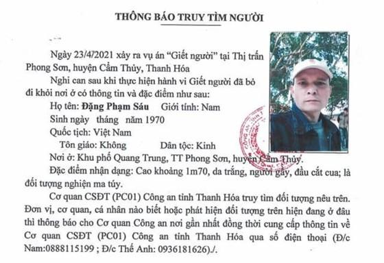 Nghi phạm cướp đâm tài xế taxi ở Hà Nội vừa bị bắt là kẻ trốn truy nã tội giết người ở Thanh Hóa - Ảnh 2.