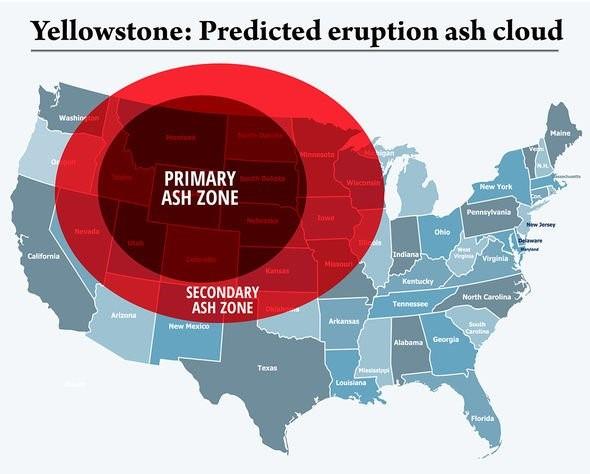 Lý do siêu núi lửa Yellowstone đang bị rung chuyển bởi hàng nghìn trận động đất - Ảnh 2.