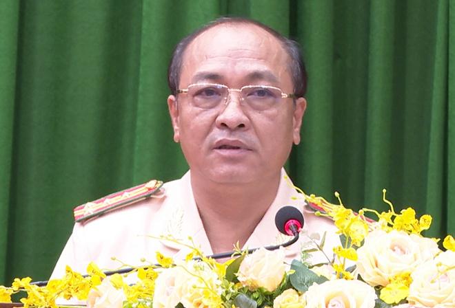 Chân dung Giám đốc, Phó Giám đốc Công an tỉnh được bổ nhiệm tuần qua - Ảnh 1.