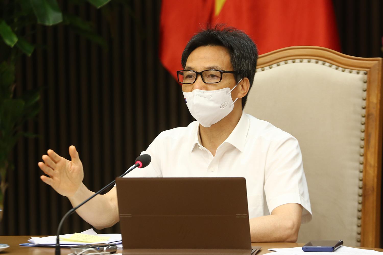Dồn toàn lực khống chế, kiểm soát dịch ở Bắc Giang, Bắc Ninh - Ảnh 1.