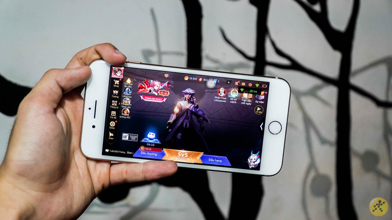 iPhone 8 plus cập nhật lên iOS 14.5 và cái kết sững sờ người dùng - Ảnh 1.