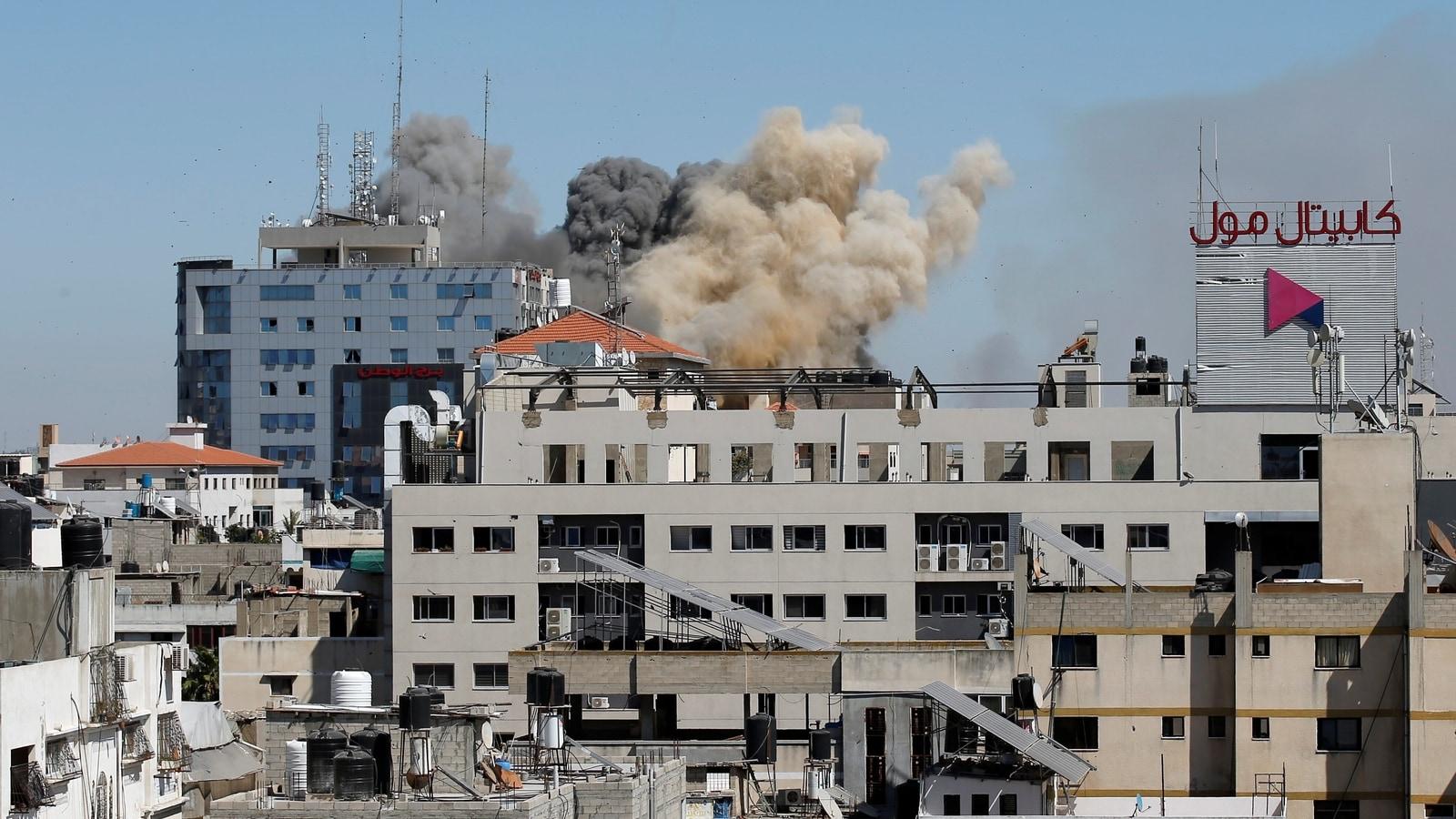 Israel phá hủy tòa nhà văn phòng của hãng thông tấn AP cùng các đài truyền thông tin tức khác tại dải Gaza  - Ảnh 2.