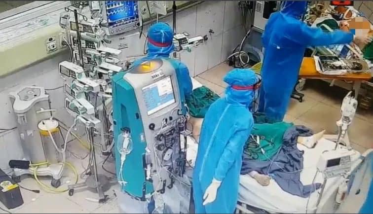 Cam go ở nơi điều trị bệnh nhân Covid-19 đông nhất Việt Nam  - Ảnh 2.