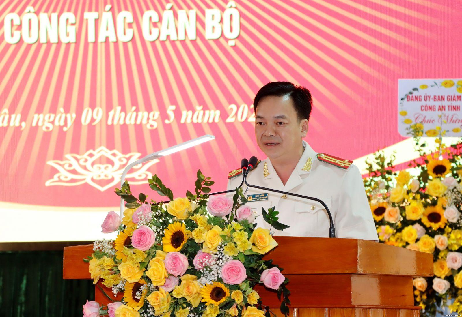 Chân dung Giám đốc, Phó Giám đốc Công an tỉnh được bổ nhiệm tuần qua - Ảnh 2.