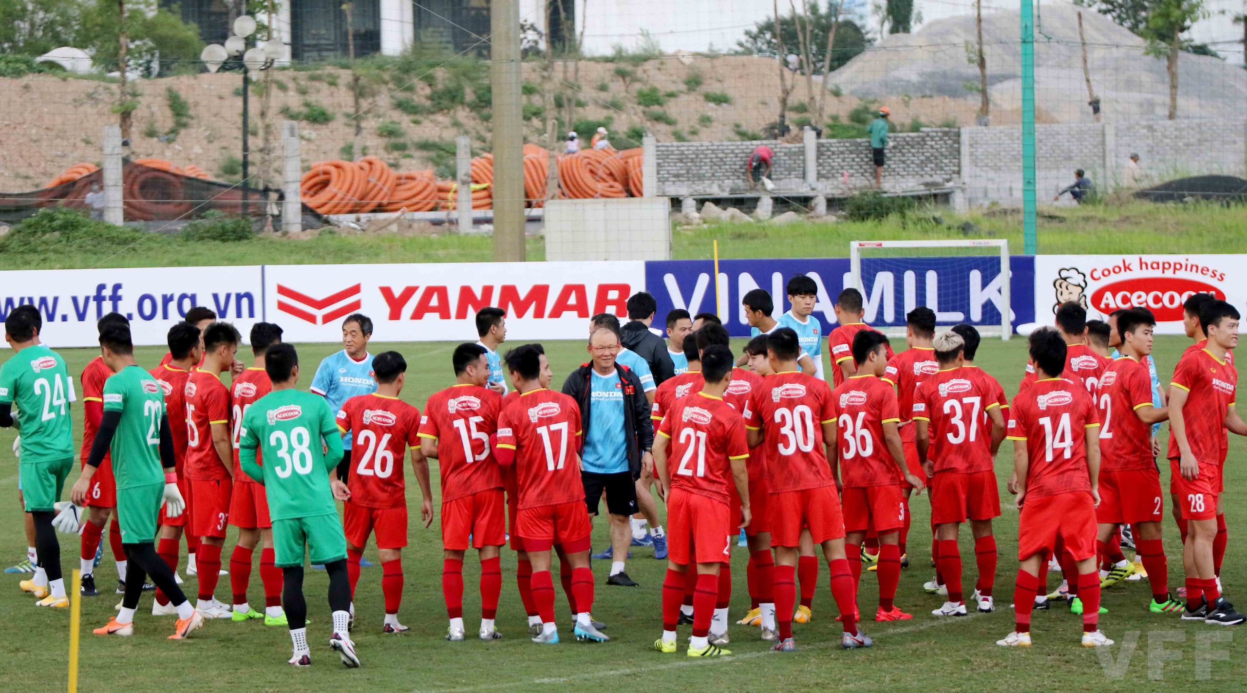 Sau Xuân Trường, HLV Park Hang-seo hồi hộp chờ tin vui từ Hoàng Đức - Ảnh 2.