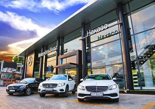 Đại lý Mercedes chốt quyền chia cổ tức cổ phiếu 30% - Ảnh 1.