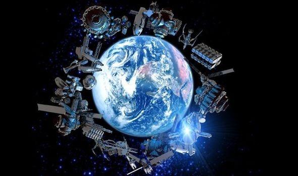 """Biến đổi khí hậu làm cho tình trạng """"rác không gian"""" ngày càng tồi tệ hơn - Ảnh 1."""