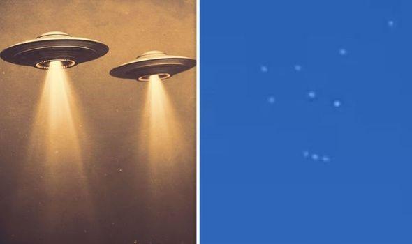 UFO xuất hiện trên bầu trời thành phố Salt Lake - Ảnh 1.