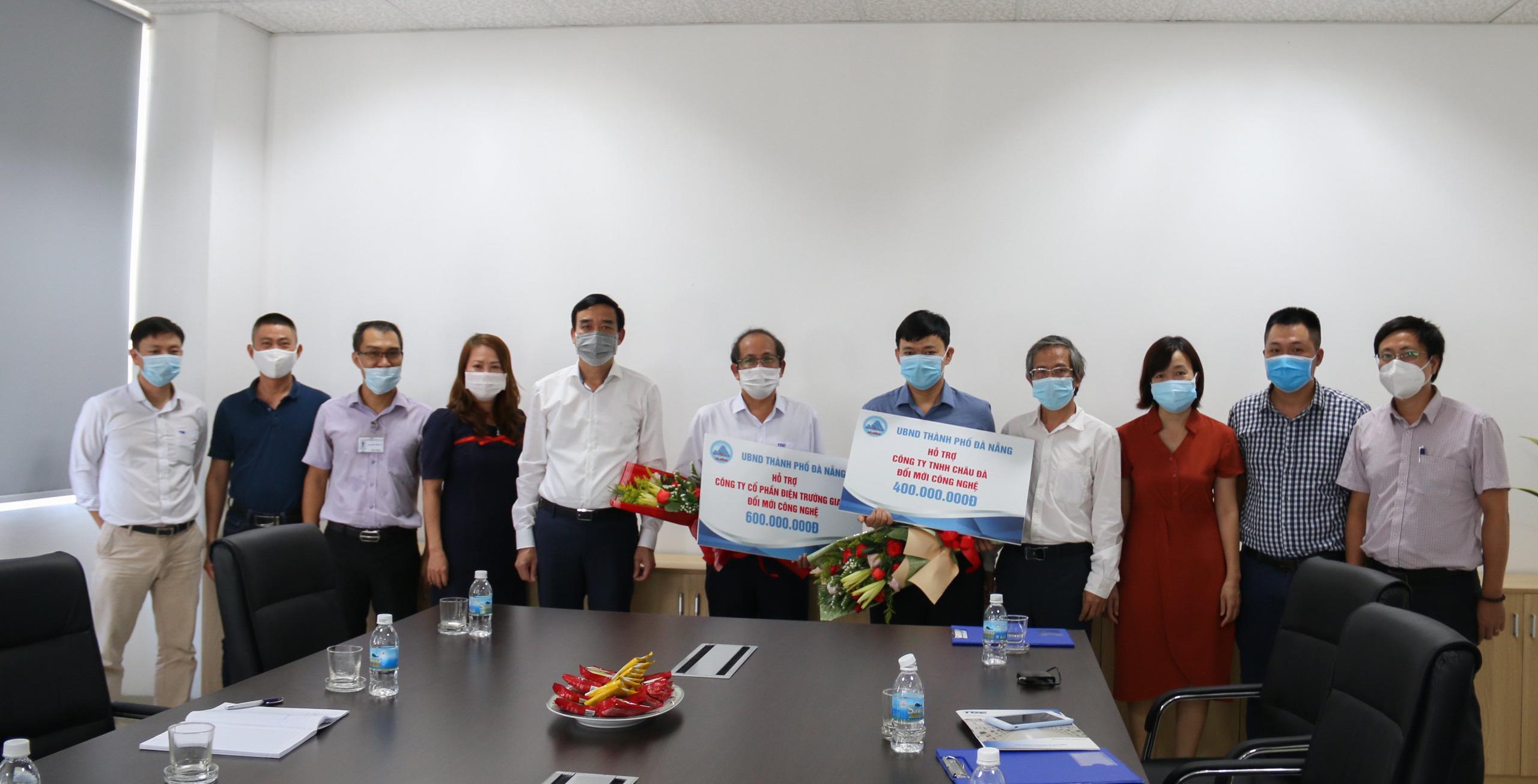 Doanh nghiệp Khoa học và Công nghệ Đà Nẵng không ngừng phát triển - Ảnh 4.