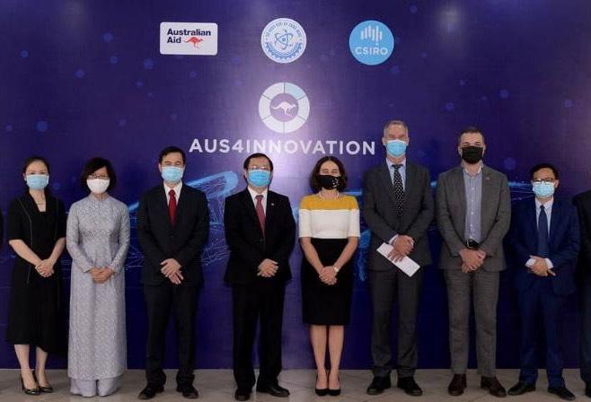 Bộ trưởng Khoa học và Công nghệ Huỳnh Thanh Đạt tiếp Đại sứ Australia - Ảnh 2.