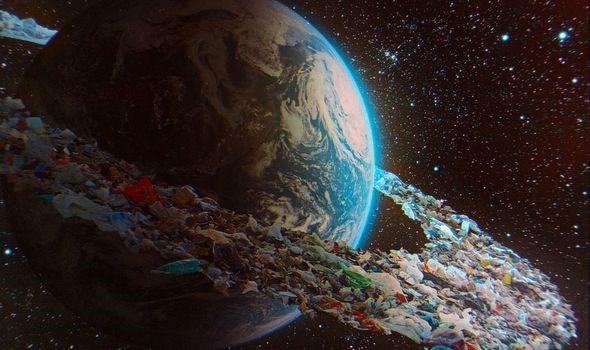 """Biến đổi khí hậu làm cho tình trạng """"rác không gian"""" ngày càng tồi tệ hơn - Ảnh 2."""