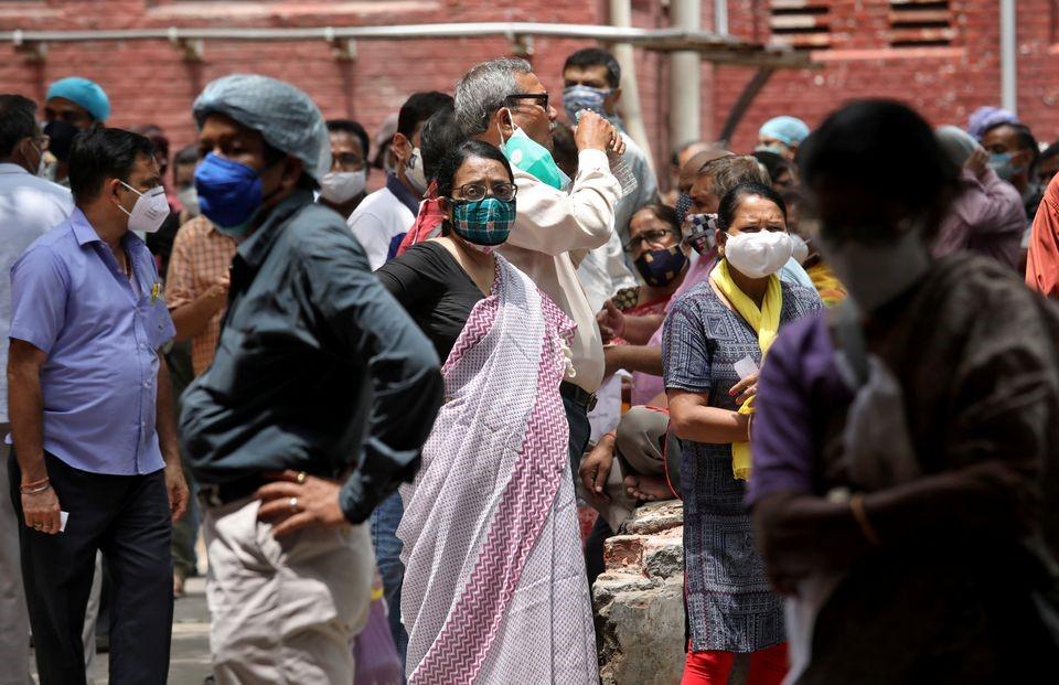 Chuyên gia WHO lo ngại diễn biến dịch COVID-19 phức tạp ở Ấn Độ dù số ca mắc mới giảm   - Ảnh 3.