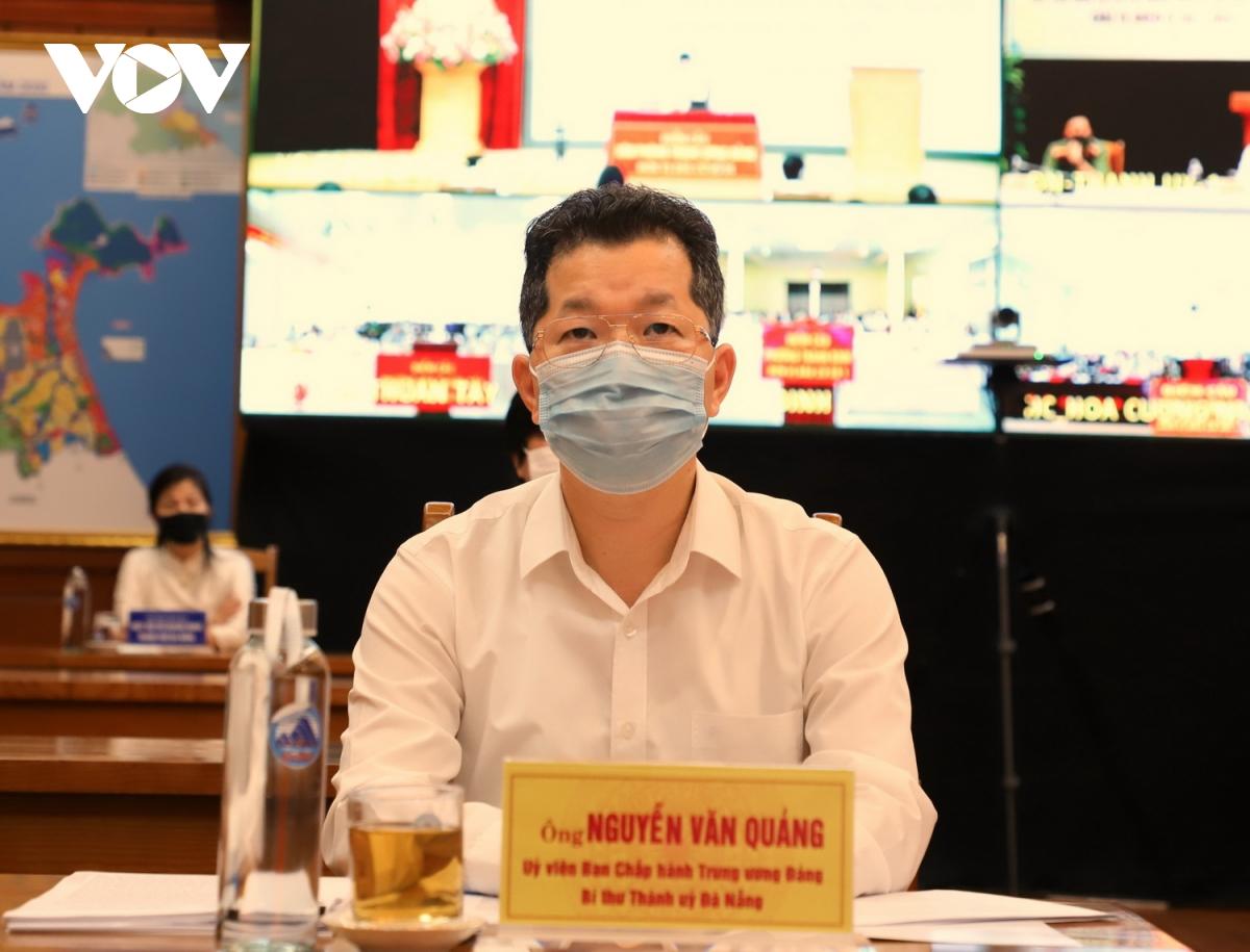 Ông Võ Văn Thưởng tiếp xúc trực tuyến với cử tri Đà Nẵng - Ảnh 4.
