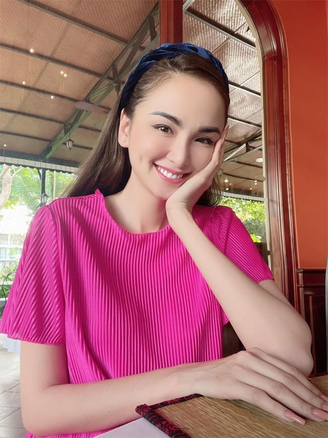 Sau 9 năm tham gia Hoa hậu Hoàn vũ thế giới, Diễm Hương giờ thay đổi ra sao? - Ảnh 6.