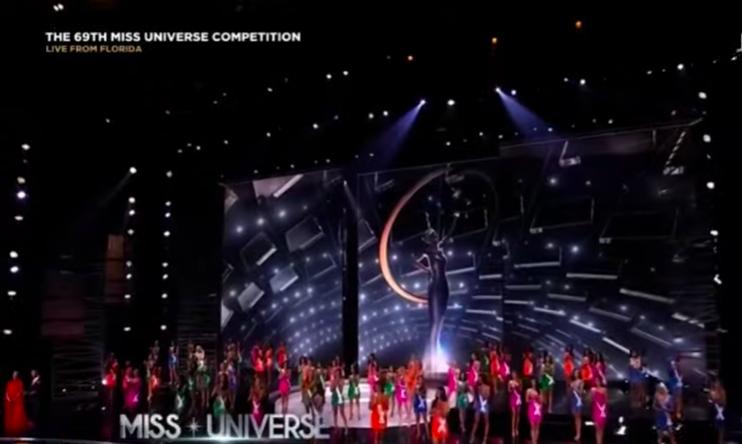 Chung kết Miss Universe: Khánh Vân lọt top 21 - Ảnh 4.