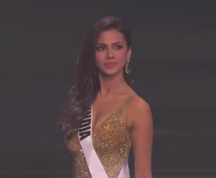 Người đẹp Ấn Độ lọt Top 5, Khánh Vân trượt Top 10 Miss Universe 2020 - Ảnh 1.