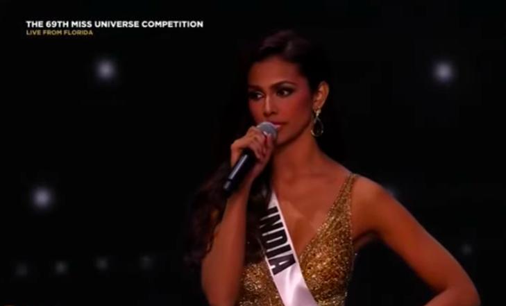 Chung kết Miss Universe 2020: Top 5 thi ứng xử, Khánh Vân trượt top 10 - Ảnh 2.