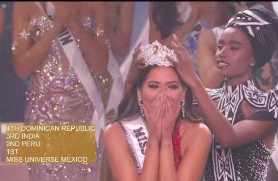 Người đẹp Mexico đăng quang Miss Universe 2020, Khánh Vân trượt Top 10 gây tiếc nuối - Ảnh 1.